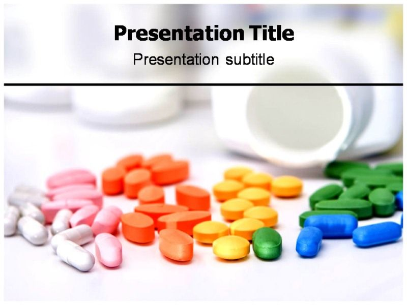 Pharmacology Powerpoint Templates Pharmacology Powerpoint Templates