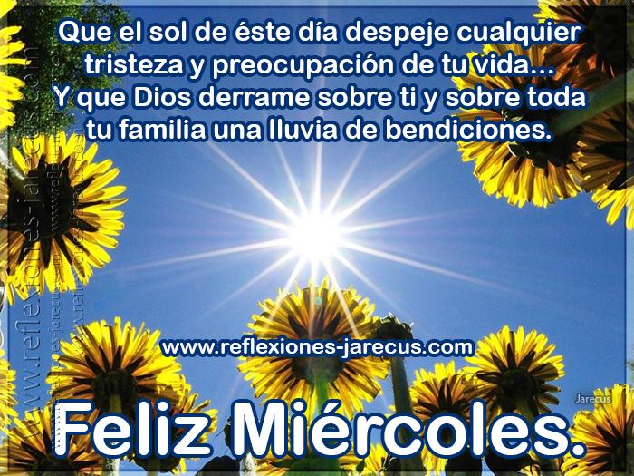 buenos días dios te bendiga en este día que el sol de este día