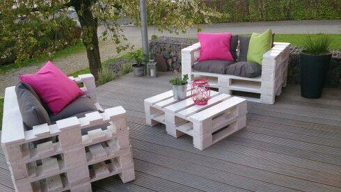 DIY Stuhl, wunderschöne Upcycling Idee mit Pastellfarbe Möbel - gartenmobel selber bauen anleitung