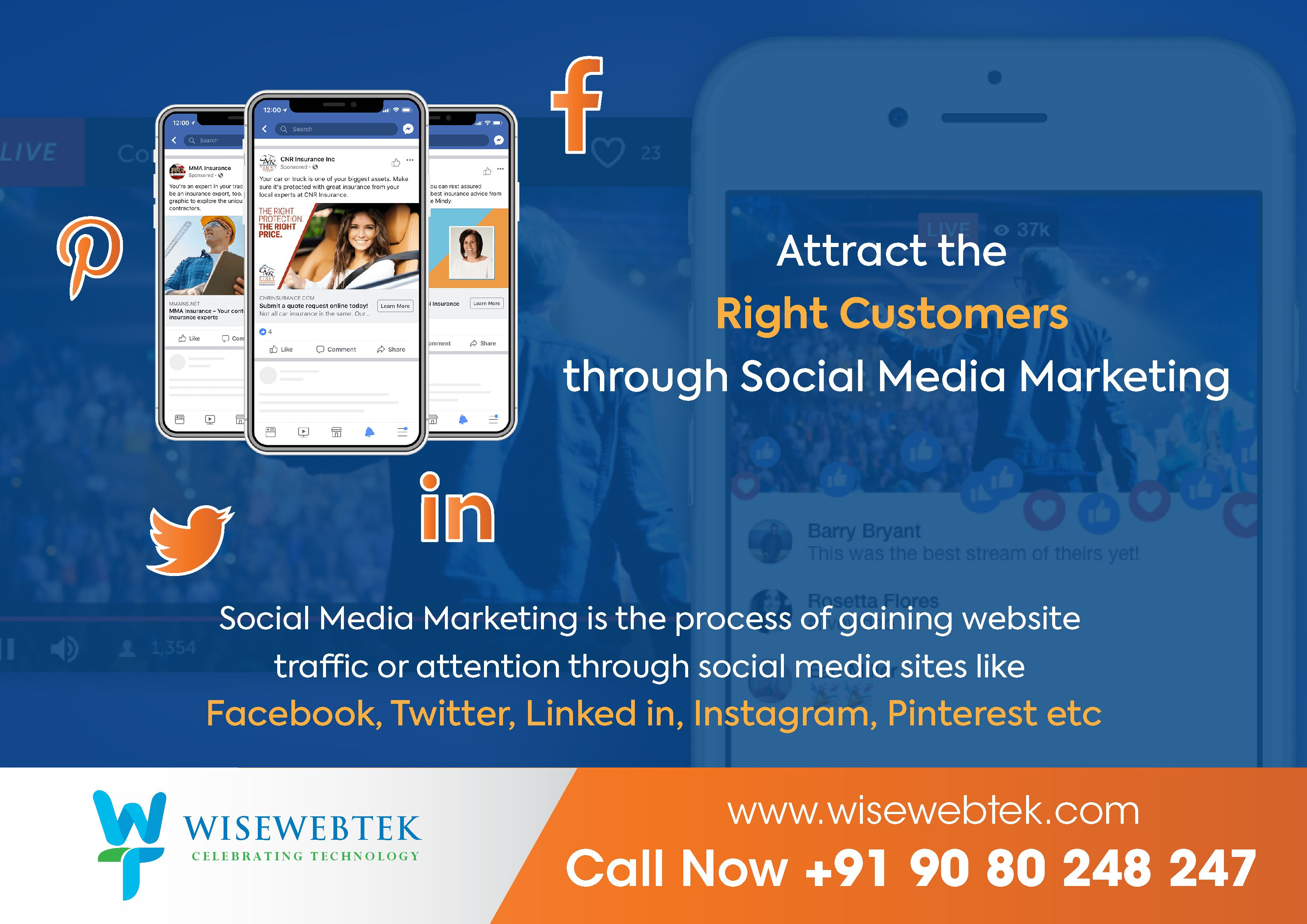 Pin By Wisewebtek On Digital Marketing Companies In Chennai