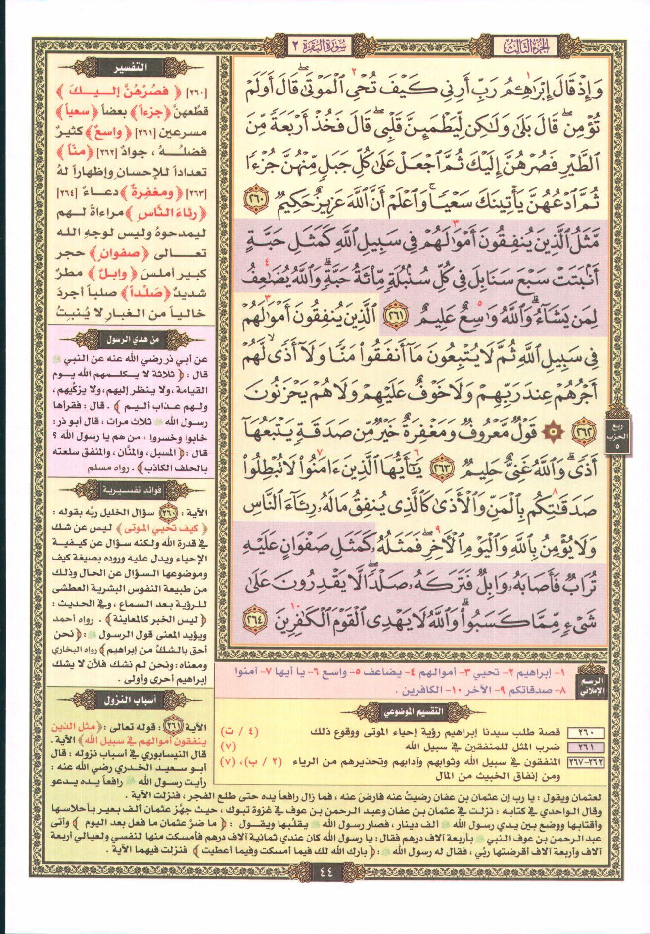 Pin By القران الكريم The Holy Quran On مصحف الحافظ المتقن Quran Verses Holy Quran Verses