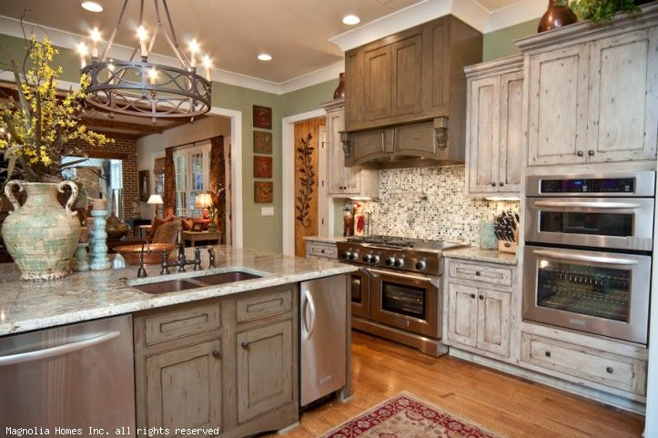 Pin by Magnolia Homes on Magnolia Homes Kitchens | Kitchen ...