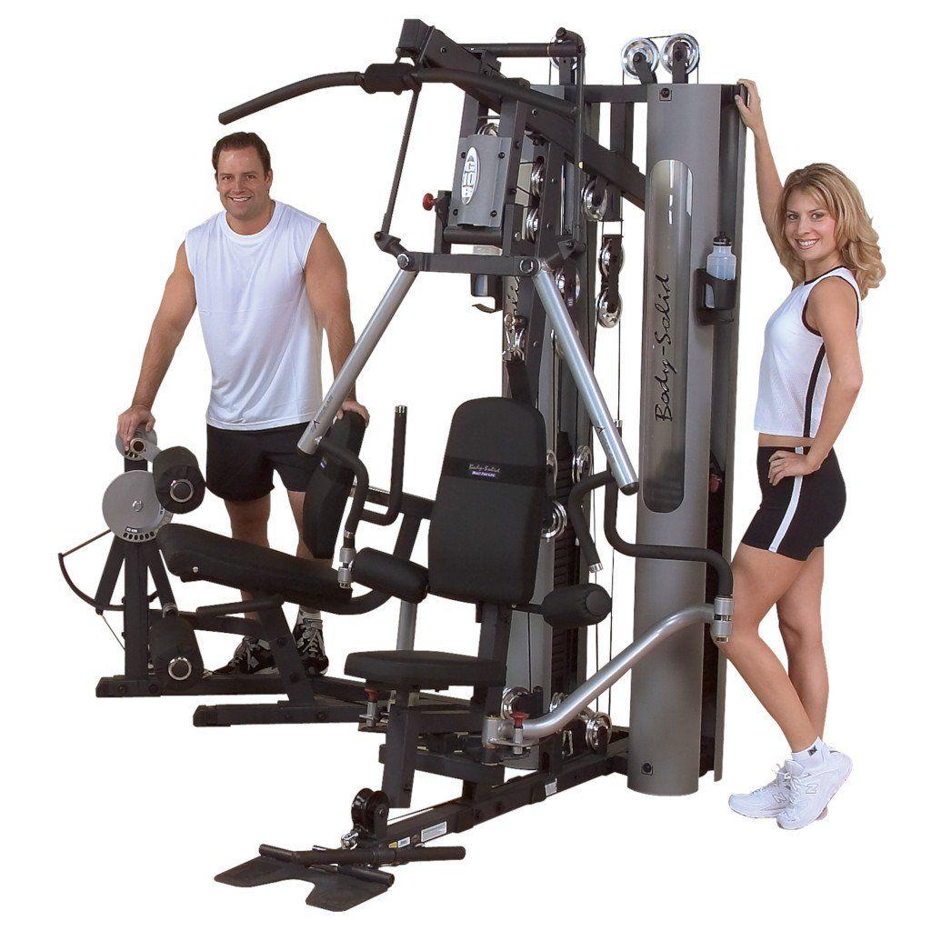 Body Solid G10b Bi Angular Home Gym Sunburst Fitness Supply At Home Gym Gym Body Home Gym Equipment