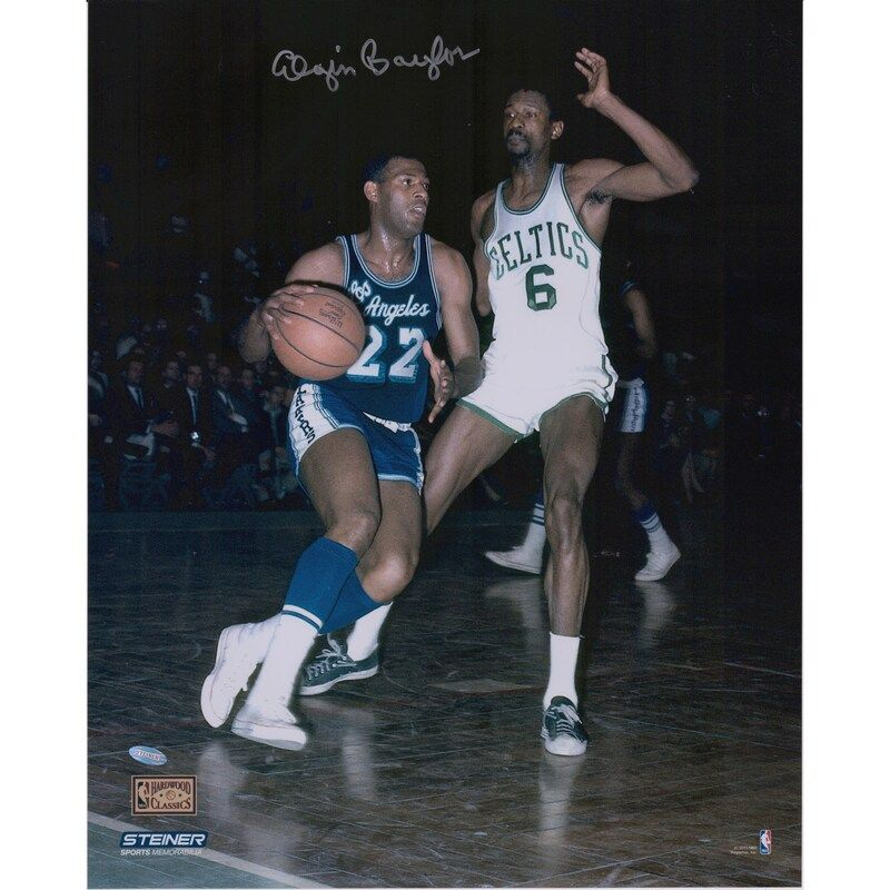 Fanatics Authentic Certified Framed Kareem Abdul-Jabbar Los Angeles Lakers Autographed 16 x 20 Skyhook Photograph