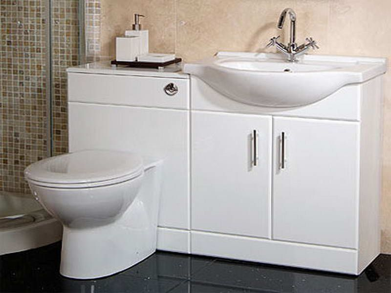 The Advantages Of Toilet Sink Combo With The Functions