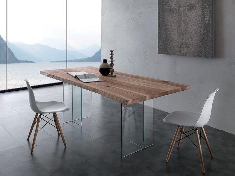 Tavolo Trasformabile ~ Tavolo trasformabile lift wood 758 tavoli consolle trasformabili