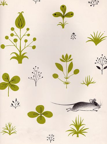 Mary's Marvelous Mouse, written by Mary Francis Shura, illustrated by Adrienne Adams (1962).