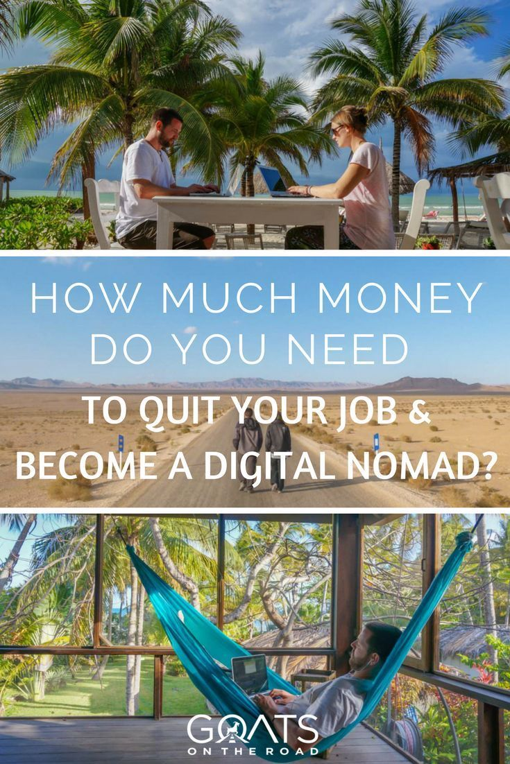 How Much Money Do You Need To Quit Your Job & Become a ...
