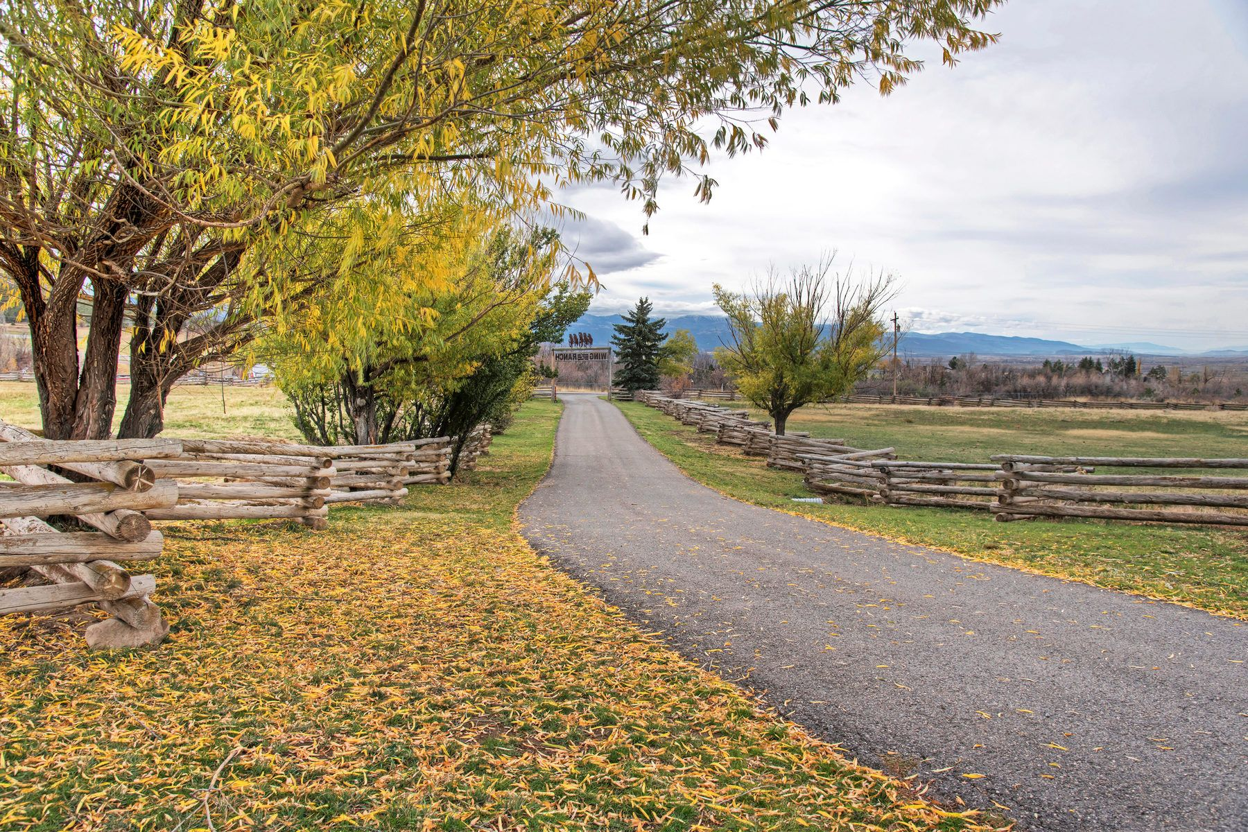 The Wing Ranch in East Fairview, Utah - fencing | Fencing