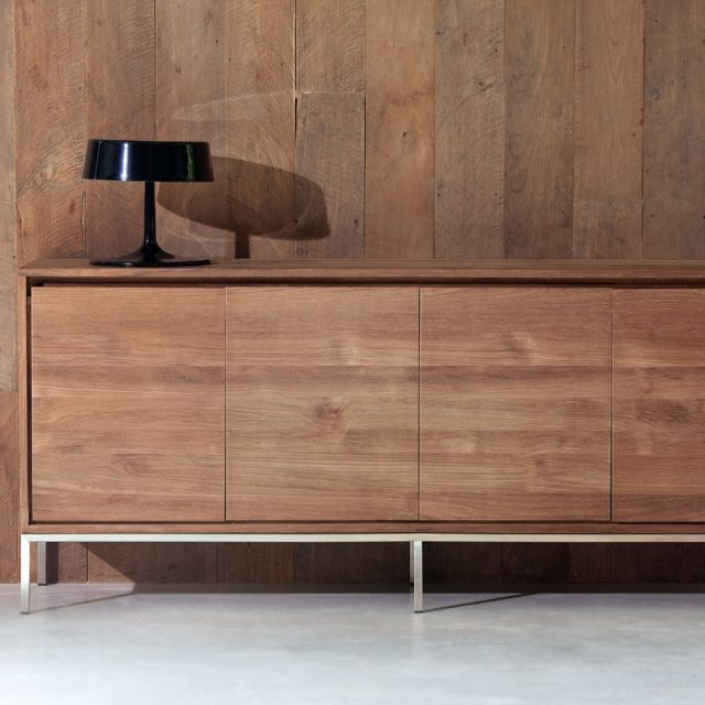buffet essential ethnicraft mobilier