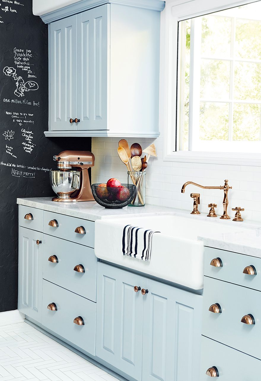 Our Favorite High-Contrast Kitchens | High contrast, Design room and ...