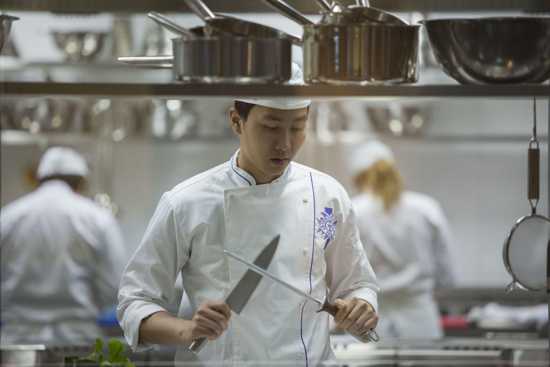 Le Grand Diplôme   Culinary arts. Cordon bleu. Le cordon bleu
