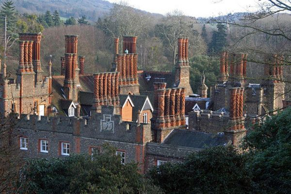 Victorian House ...designed by AW Pugin...London, England