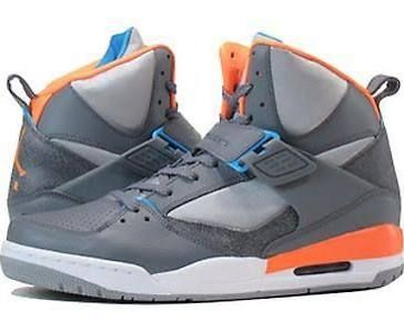 separation shoes cab37 6be49 Air Jordan Flight 45 High  removable Strap  Cool Grey 616816-026