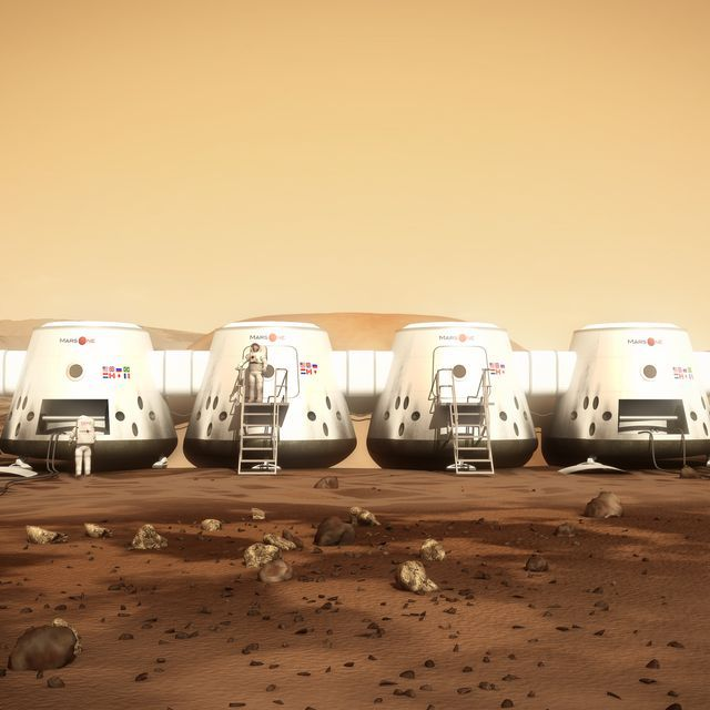 Recent Fairfield resident is one of 100 finalists for Mars One mission to create settlement