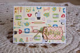 Santun Maja: Toukokuun kortteja. Mothersday card!