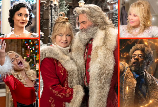 Netflix S Here For The Holidays Lineup Dolly Parton Christmas Chronicles 2 Another Princess Switch And More In 2020 Netflix Christmas Movies Dolly Parton Christmas Movies List