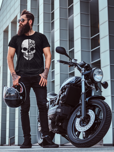 Skull T Shirts Hoodies Beanies Hats for Bikers Fishing & Skull Lovers – Rip Some Lip Today