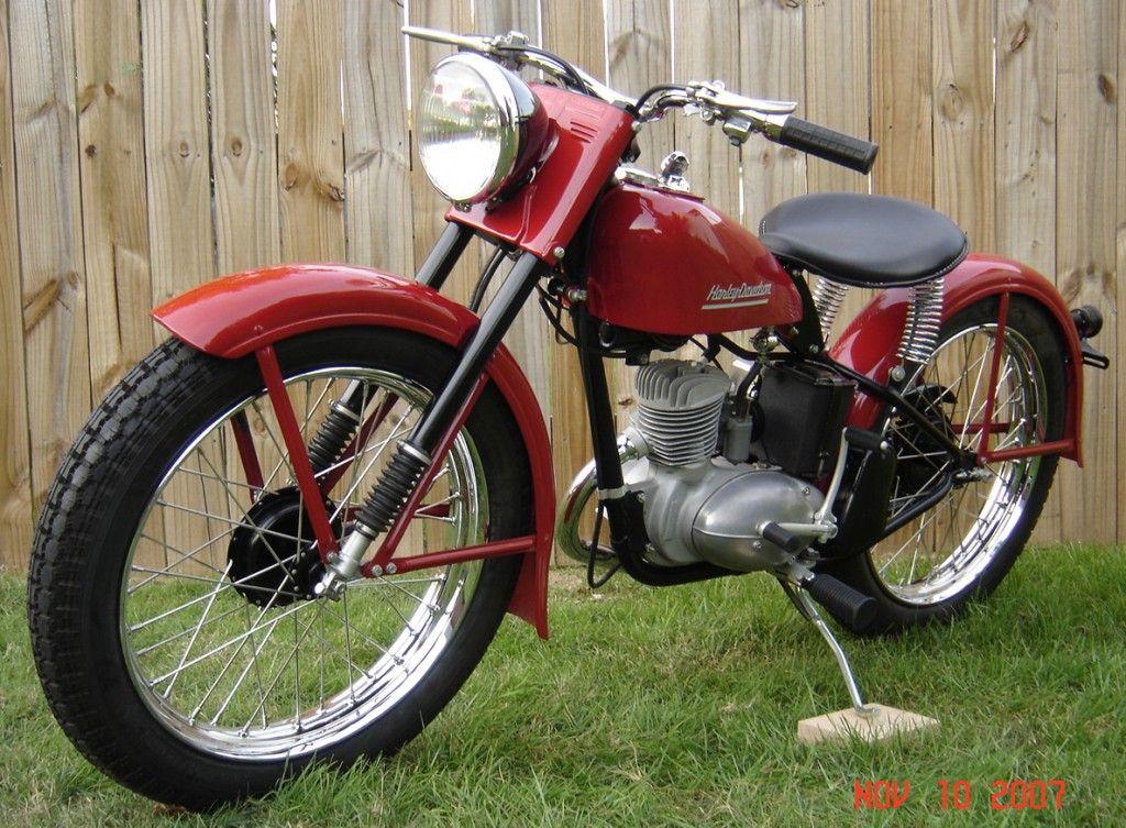1952 harley 125s born to be wild pinterest models motorcycles and harley davidson. Black Bedroom Furniture Sets. Home Design Ideas