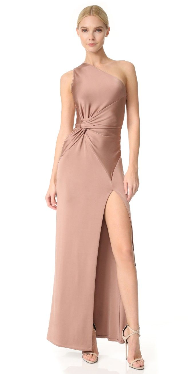 Denise jersey gown gowns and fashion