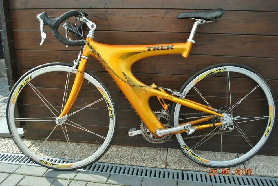 Rennrad Fahrrad Oclv Carbon Trek Y Foil 77 Rh 56 Cm In Niedersachsen Osnabruck Rennrad Fahrrad Rad