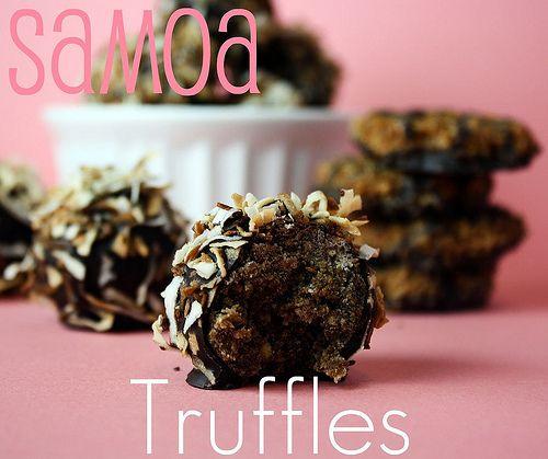 This site has everything Samoa, cheesecake, ice cream,...everything