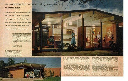 Growing Up Eichler Steve Jobs And His Childhood Home