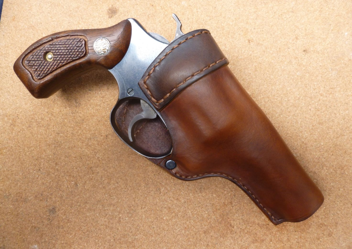Holster S/&W J Frame  BROWN