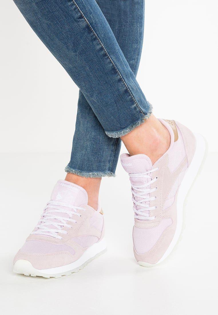 hot sale online 4626e 63028 Sneakers women - Reebok Classic Leather Sea Worn PINK