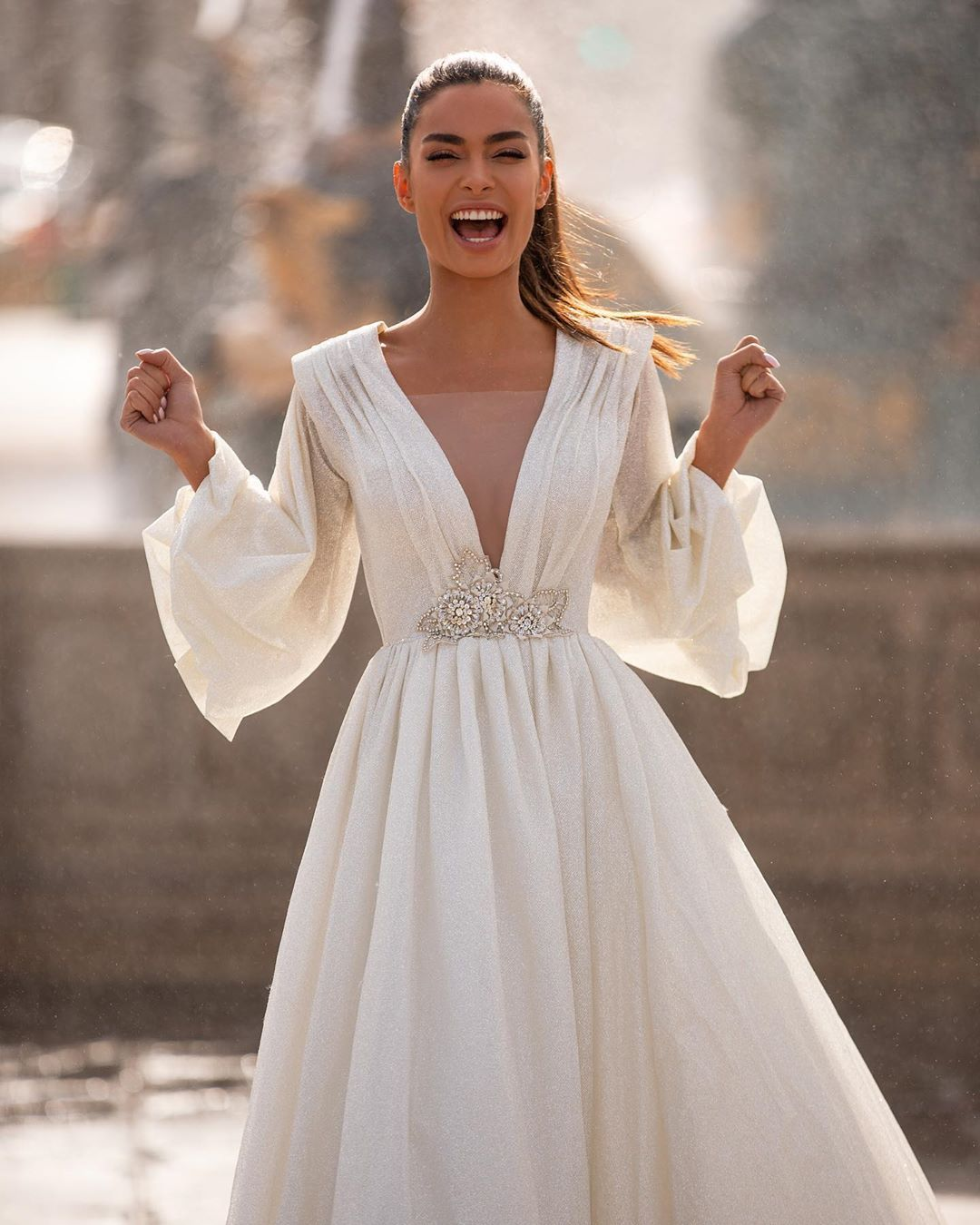 """Milla Nova™ on Instagram: """"Half a million 😱🥳 love all of our beautiful brides! Thank you for staying with us ❤️ #MillaNova"""" – Say Yes to the Dress"""