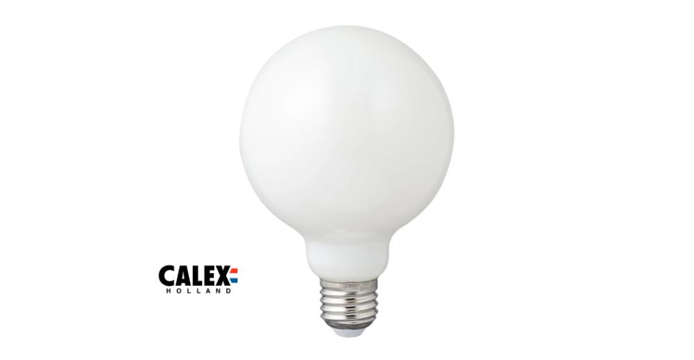Bombilla Sofline Globe Led E27 6w Regulable Opalo In 2020 Globe Lamps Globe Light Bulbs Led