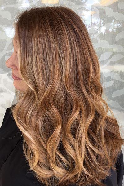 Trendy Hair Color Ideas 2017 2018 Love This Dark Strawberry