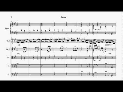 Franklin Pire - Passacaglia on a Johann Pachebel`s theme Mi padre, el primer músico de mi vida!