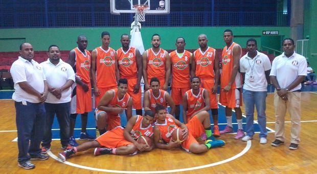 Naranjeros de Higüey avanzan a la final Baloncesto Regional Este