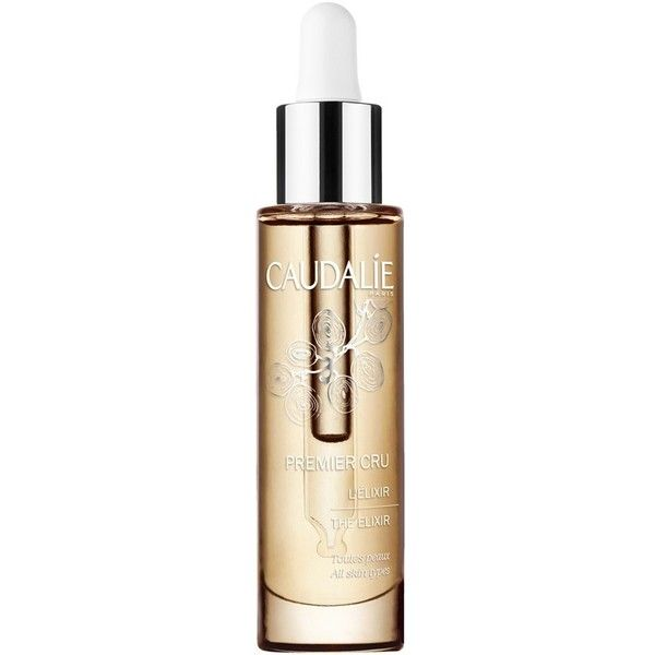Women's Caudalie 'Premier Cru - The Elixir' Dry Oil ($99) ❤ liked on Polyvore featuring beauty products, skincare, face care, no color, anti aging skin care, antiaging skin care, anti aging skincare and caudalie skin care