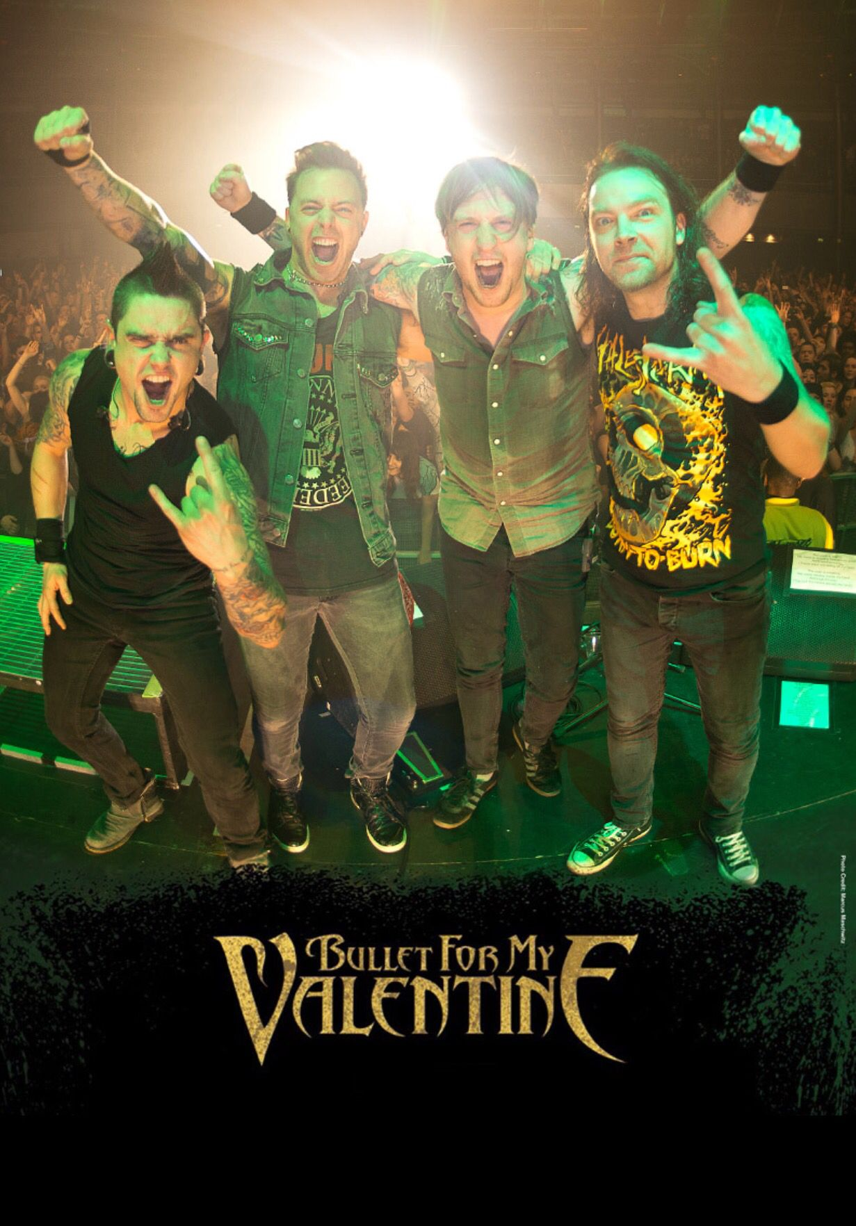 Bullet For My Valentine ☠