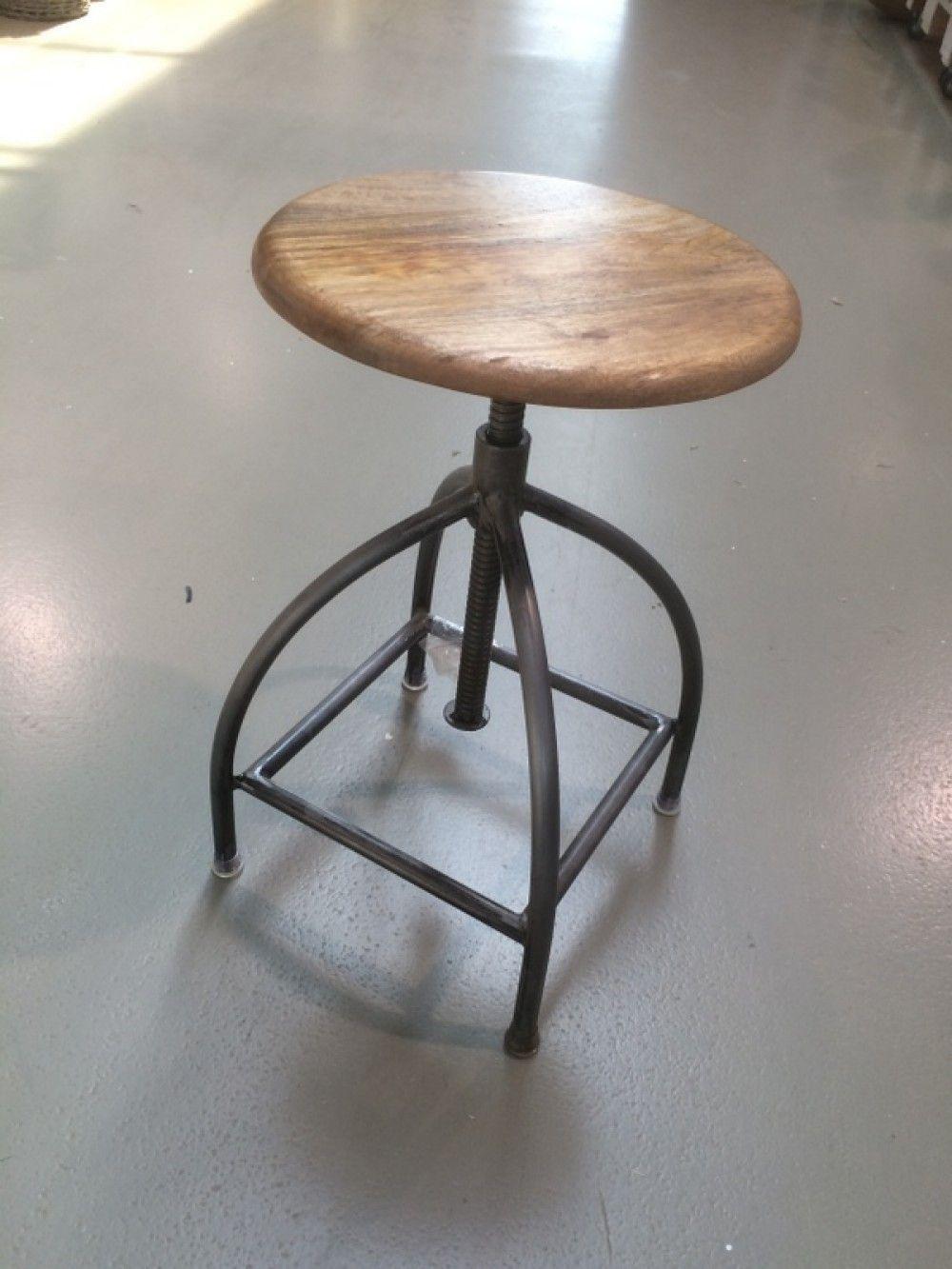 hocker metall gestell h henverstellbar barst hle. Black Bedroom Furniture Sets. Home Design Ideas