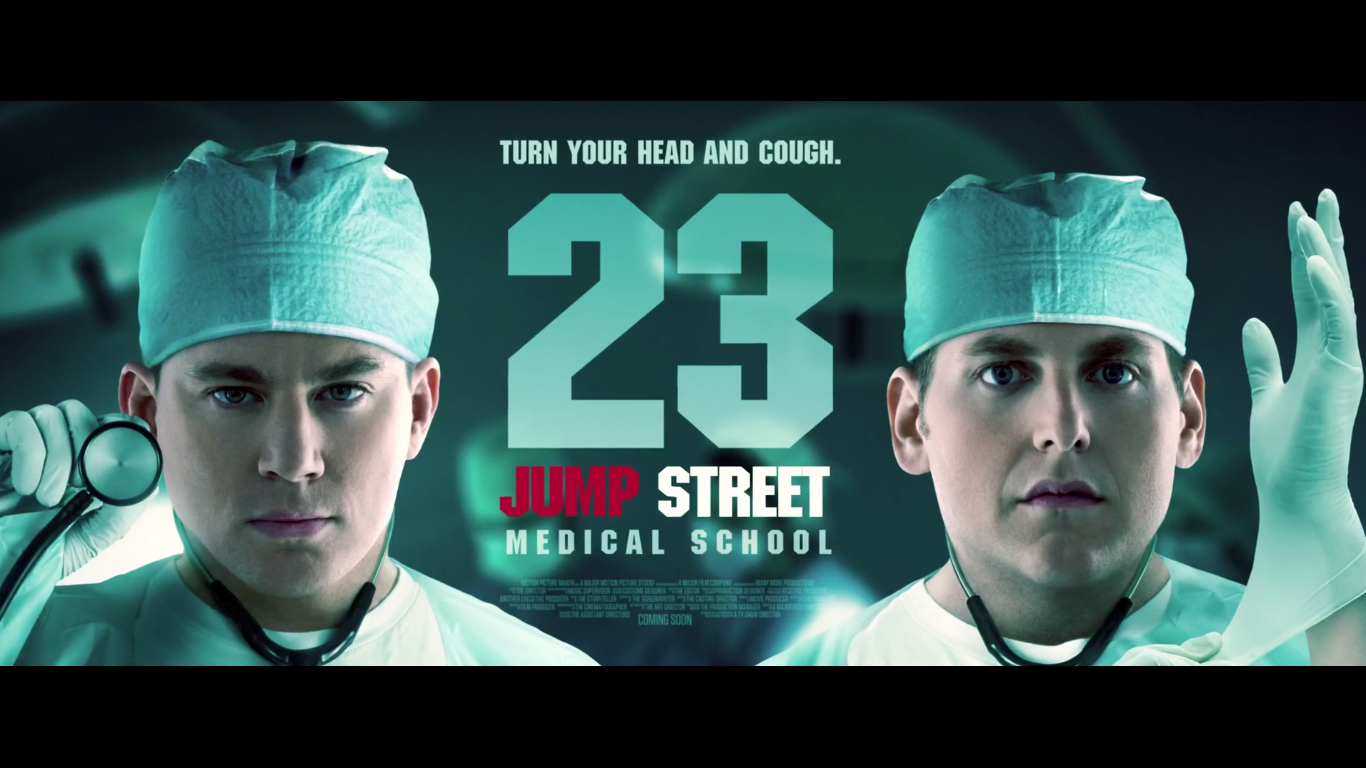 22 Jump Street End Credit Sequels My Kind Of Humor 22 Jump