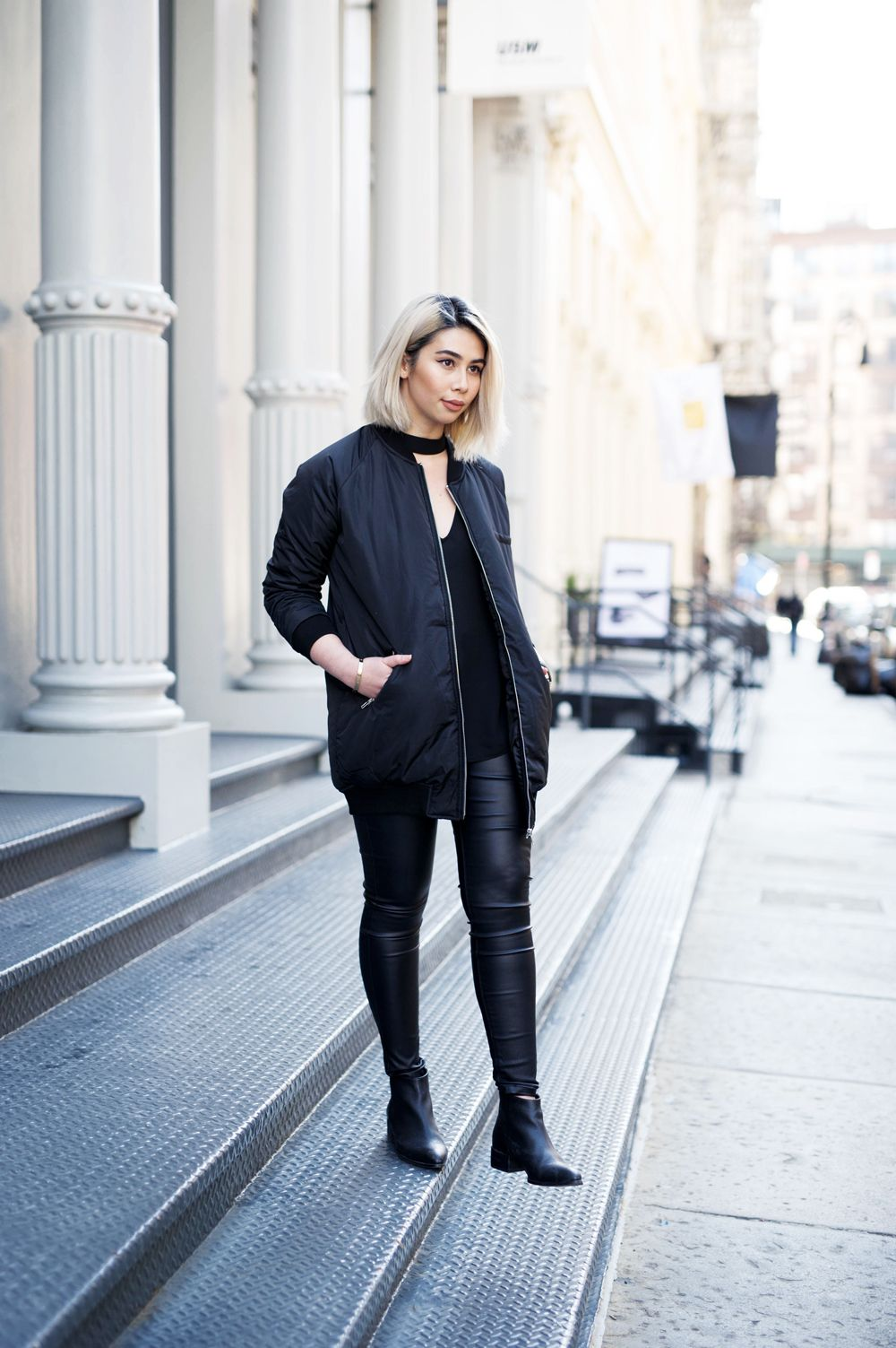 bomber, fall, winter, spring, sporty, boots, simple