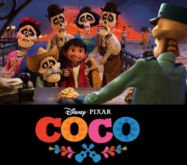 Coco La última Película De Animación De Pixar Tiene Un