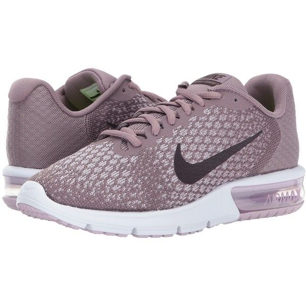 Nike Air Max Sequent 2 (Taupe GreyPort WinePlum FogIced