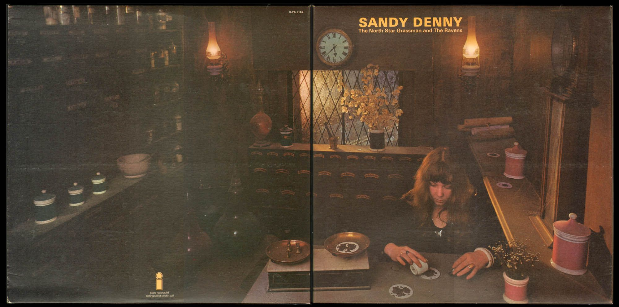 Sandy Denny The North Star Grassman And The Ravens 1971