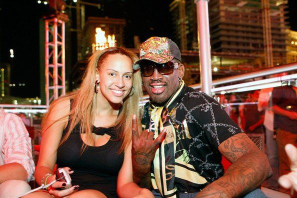 Dennis Rodman Daughter Alexis Black Celebrity Kids Celebrity