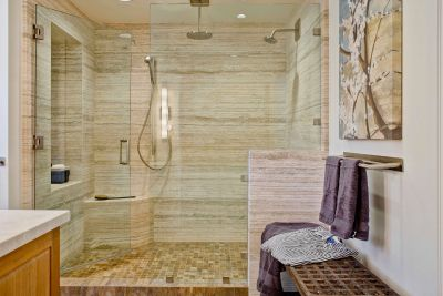 Bathroom Design San Diego A Peaceful Pairing Sharing Your Master Bathroom With Privacy And