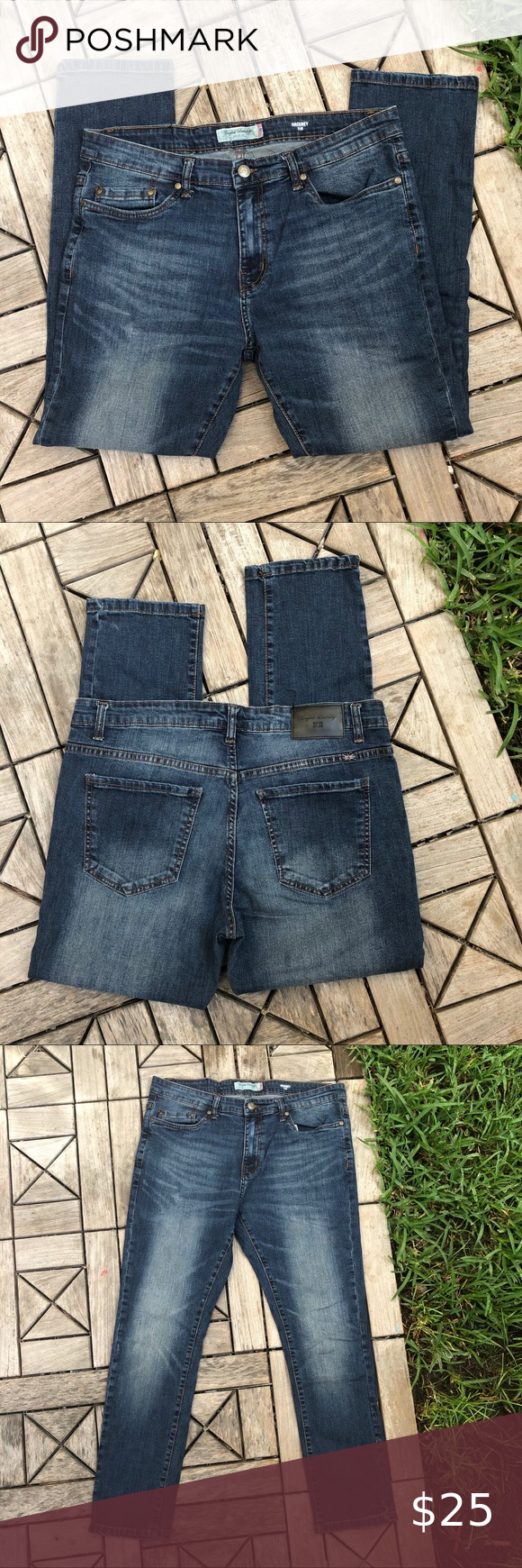English Laundry Hackney Slim Jeans Size 33x30 In 2020 Slim Jeans