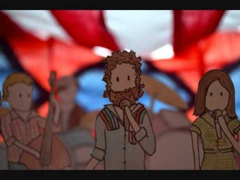 """▶ Edward Sharpe and the Magnetic Zeros Big Top Featuring """"In The Lion"""" [Official Fan Made Video] - YouTube"""