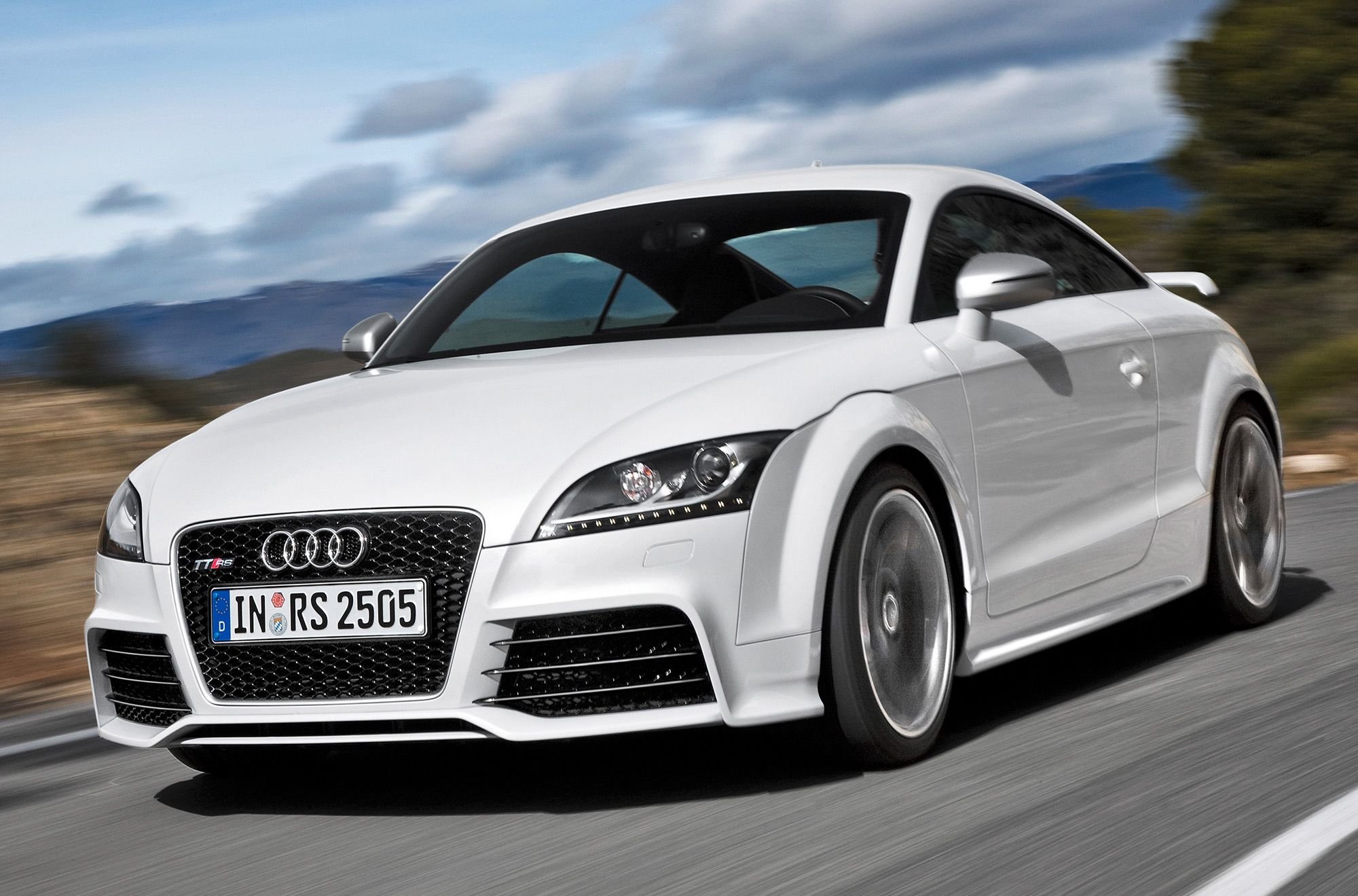 2012 audi tt rs click above for high res image gallery audi has finally released u pricing on the company s 2012 tt rs