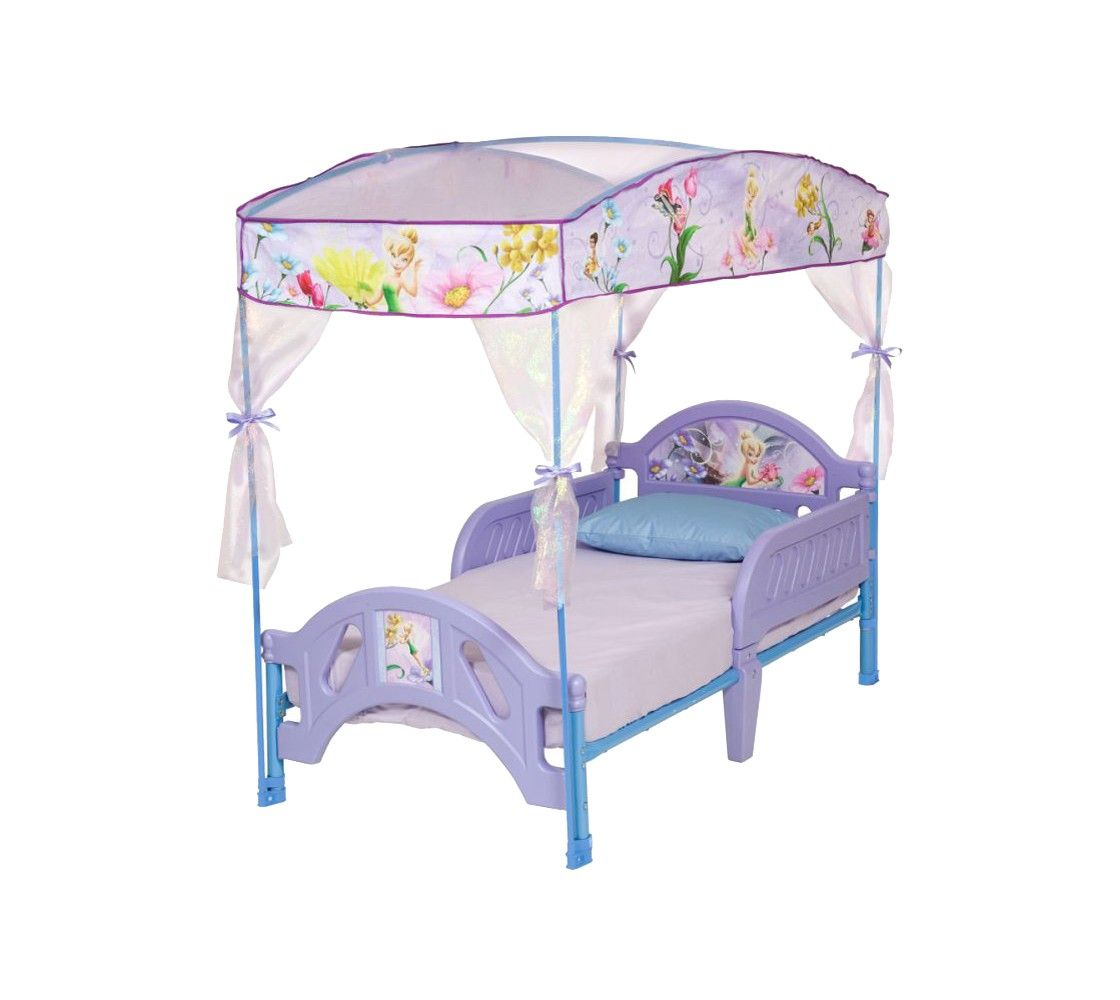 Delta Childrenu0027s Products Disney Fairies Toddler Bed with Canopy - - Toddler Beds - Nursery Furniture - Baby u0026 Kidsu0027 Furniture - Furniture  sc 1 st  Pinterest & Delta Childrenu0027s Products Toddler Canopy Bed - Fairies | Christmas ...