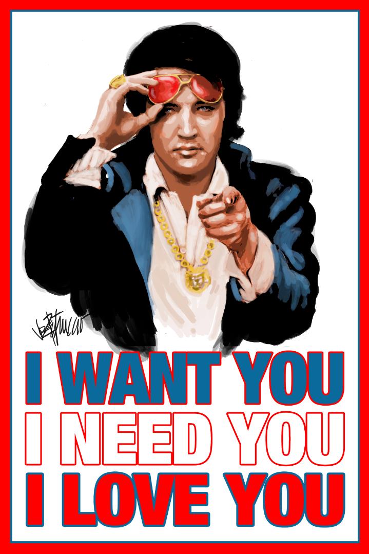 I want you! | Elvis presley, Elvis, Elvis and me