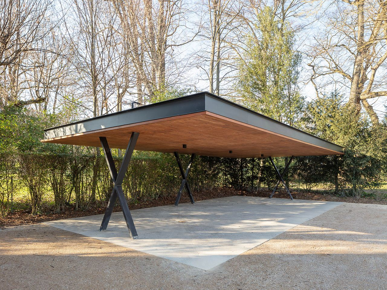 Mr. Barrett's House Is an Old Garage Designed from the Inside Out - Design Milk